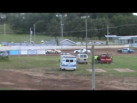 Red Cedar Speedway Pure Stock Heat July 8, 2016