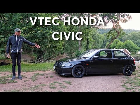 Tommy's insane VTEC Honda Civic
