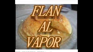 FLAN NAPOLITANO - HECHO EN ESTUFA - OPCION 2 - Lorena Lara