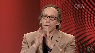 Lawrence Krauss - Q&A - Science, Religion, Climate Change