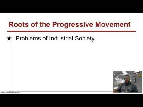 The Progressive Era - Introduction