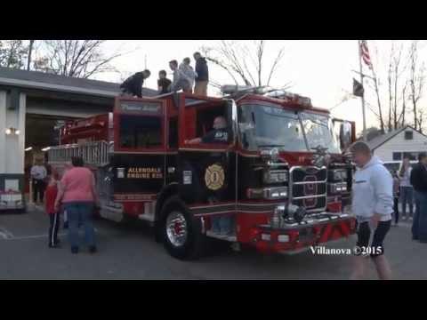 Allendale,nj Fire Department Engine 935