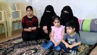 هذه قصتي-أم محمد نازحة وأرملة صحفي عراقي قتل بسوريا
