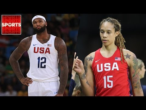 Brittney Griner Challenged DEMARCUS COUSINS In 1-on-1 [Who Would Win?]