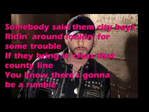 Brantley Gilbert - Small Town Throwdown Lyrics