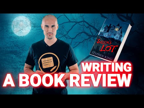 How To Write A Book Review 2020