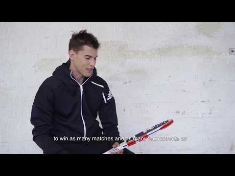 New Babolat Pure Strike by Dominic Thiem