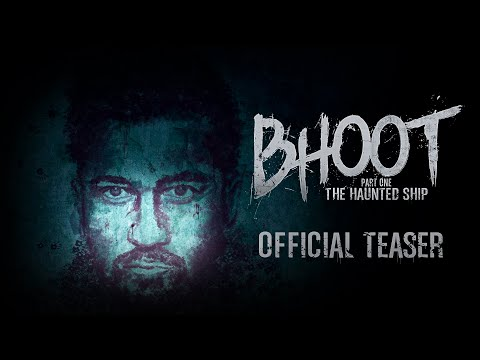 Bhoot: The Haunted Ship | OFFICIAL TEASER | Vicky Kaushal, Bhumi Pednekar | 21st Feb