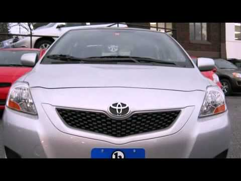 2011 Toyota Yaris Sedan In St Albans Vt 05478 Youtube