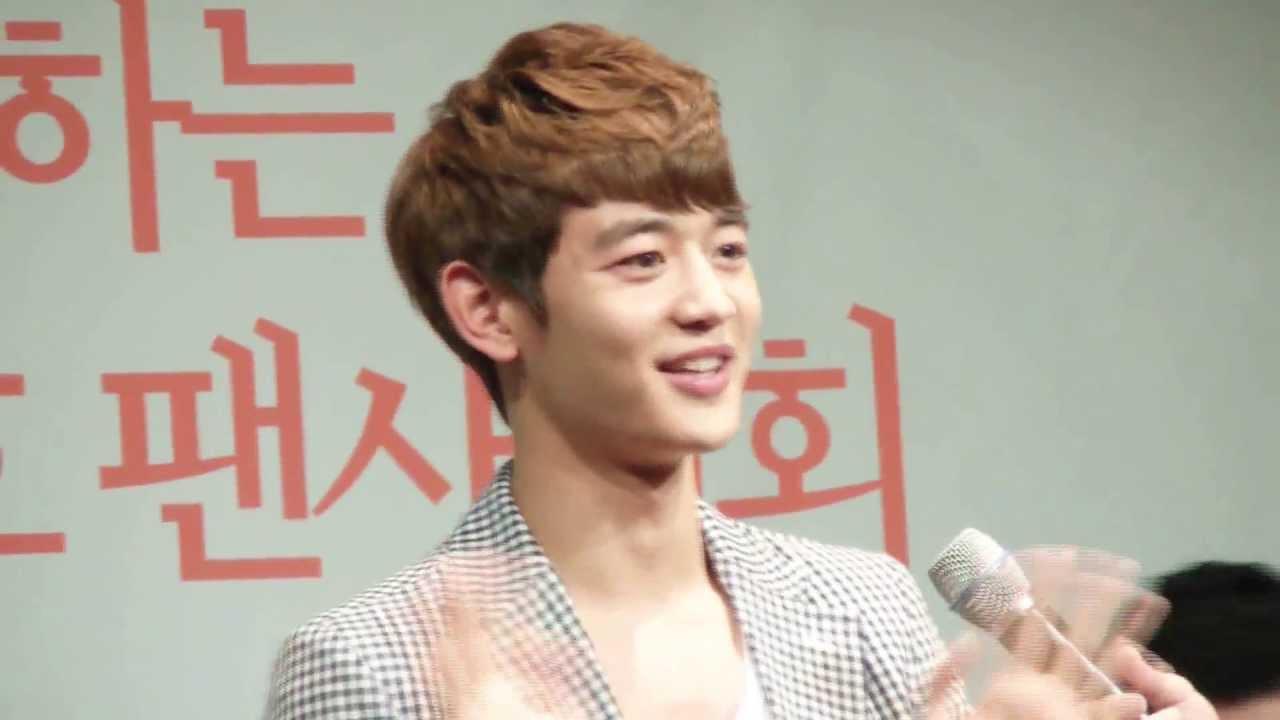 Download 130709 아워홈 팬 사인회 민호 입장 (Minho ourhome fan sign meeting appearance)