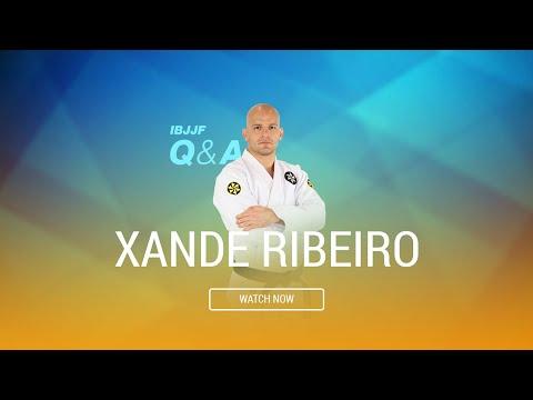 Xande Ribeiro Talks the Mindset of a Champion & Martial Artist
