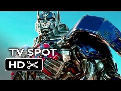 Transformers: Age of Extinction TV SPOT - Freedom (2014) - Michael Bay Movie HD