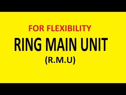 Ring Main Unit (RMU) Basic Presentation