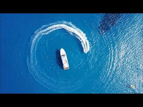 Princess 65 Luxury Yacht Charter Phuket - Boat in the Bay