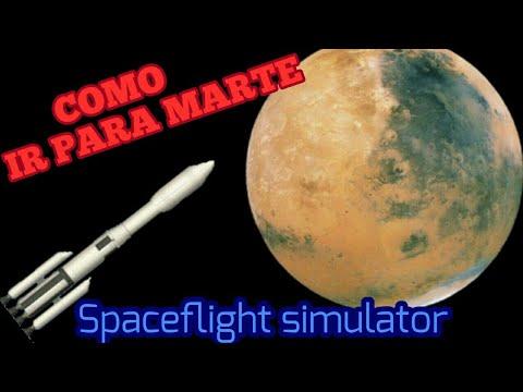 COMO POUSAR EM MARTE-spaceflight simulator