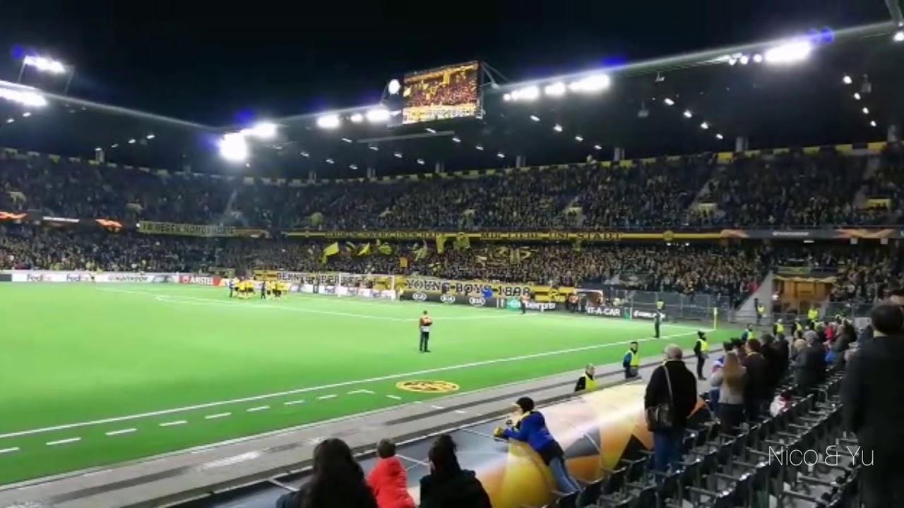 Bsc Young Boys Feyenoord Rotterdam 2 0 Europapokal Bsc Yb Feyenoord Rotterdam 2 0