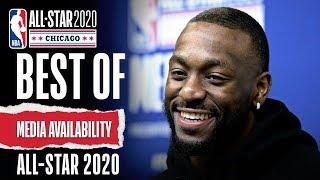 Best Of All-Star Media Day 2020