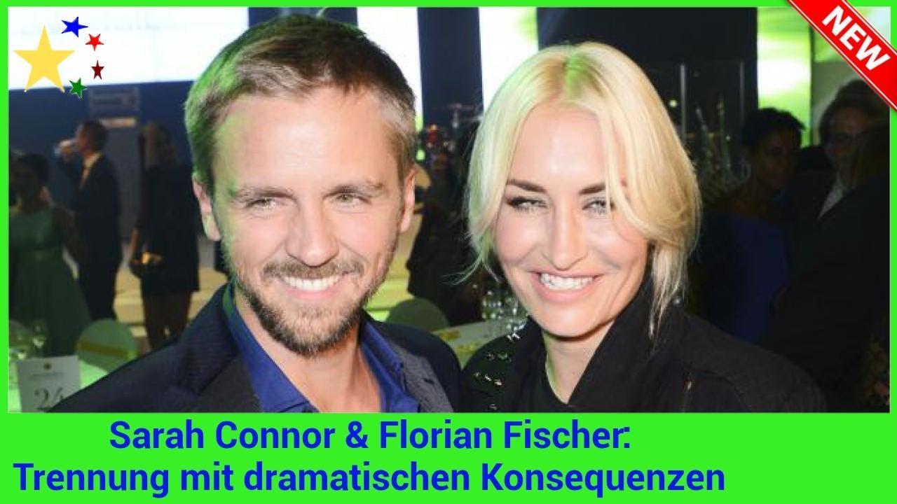 Sarah Connor Florian Fischer Trennung Mit Dramatischen