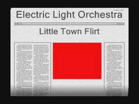 little town flirt electric light orchestra greatest