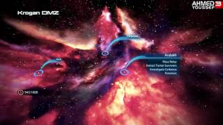 Mass Effect 3 Citadel Barla Von Side Quest HD Walkthrough