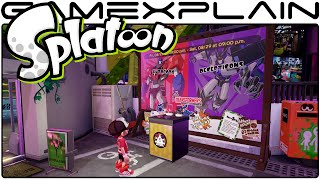 Splatoon - Transformers Splatfest Coming SOON! (Autobots vs Decepticons!)