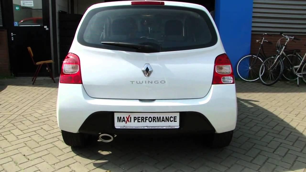 Renault Twingo 1 4 Edelstahl Sportauspuff Massgeschneidert Www
