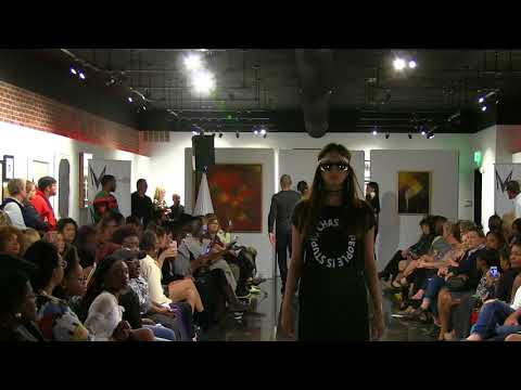 Blaqaso - 2017 Virginia Fashion Week - Emerging Designers