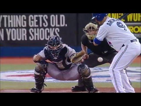 MLB Passed Balls