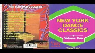 DISCO - New York Dance Classics Volume 2 ( FULL CD RARE ! )