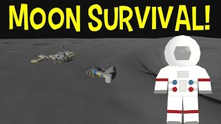UNTURNED: MOON Map SURVIVAL (Moon RP) EP1