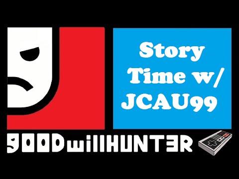 Story Time w/ JCAU99