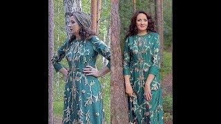 Платье от Алены Ахмадуллиной на мне.❤️MaDaMe OKS❤️