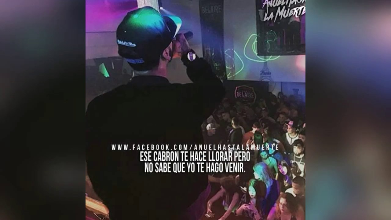 Frases De Anuel Aa Freeanuel Youtube