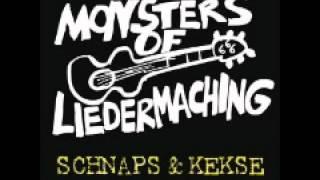 Monsters of Liedermaching - Innerlich verkeimt - Pensen - Schnaps und Kekse