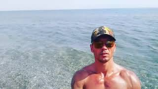Paradise beach maronia Greece