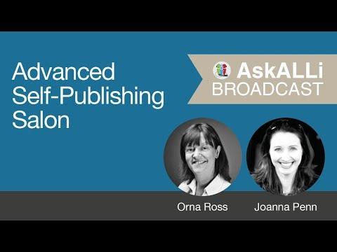 Are We Moving Toward Self-Publishing 3.0: May 2018 AskALLi Advanced Self-Publishing Salon