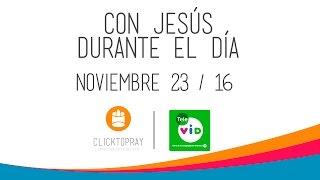 Con Jesús En La Tarde (Noviembre 23 2016) - Tele VID