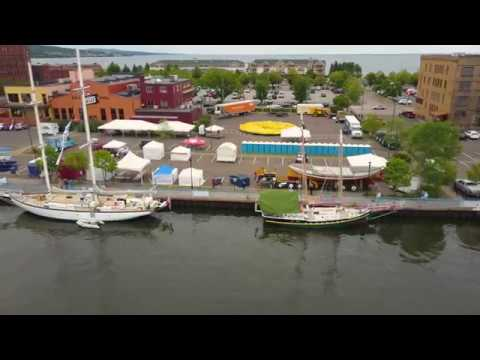 Tall Ships Duluth/ Festival Of Sail In Duluth, Minnesota 2019