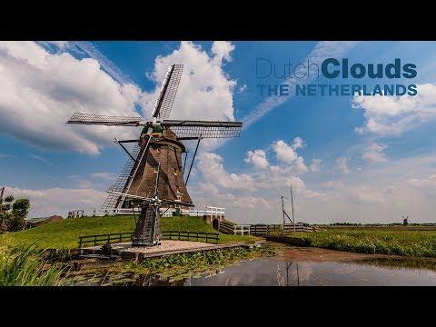 DUTCH CLOUDS timelapse (The Netherlands) 4K