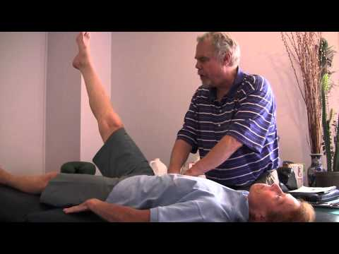 Visit with Dr Larsen Cancro Chiropractic Part 3