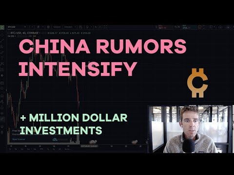 China Rumors Intensify, Bitcoin Drops, Exchange Analysis, CPU Mining, Invest 4 Cashflow - CMTV Ep52