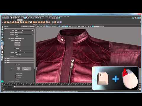 Sculpting Clothes: Part 2 - Patterns And Symmetry