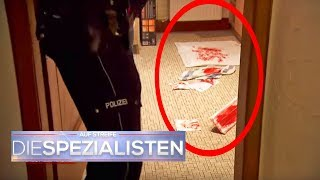 Suchhundeinsatz! Blutspuren im Haus von Rentnerin! | Auf Streife - Die Spezialisten | SAT.1 TV