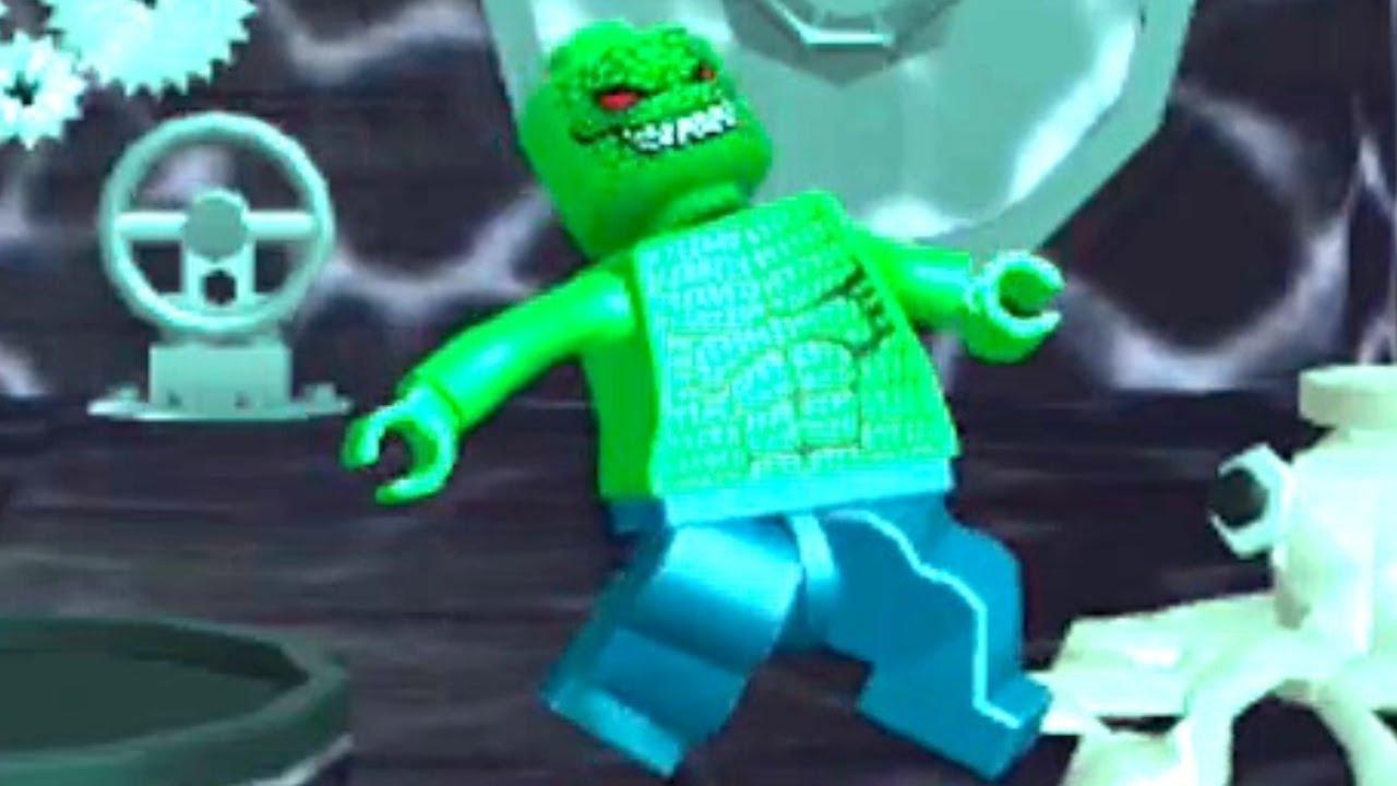 Lego Batman 2: DC Super Heroes (PS Vita/3DS/Mobile) Killer ...