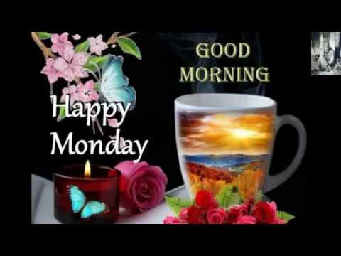 Best Good Morning Monday Wishes Whatsapp Video Good Morning Monday
