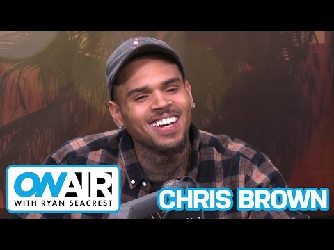 Chris Brown Gushes About Being A Dad To Daughter Royalty | On Air with Ryan Seacrest