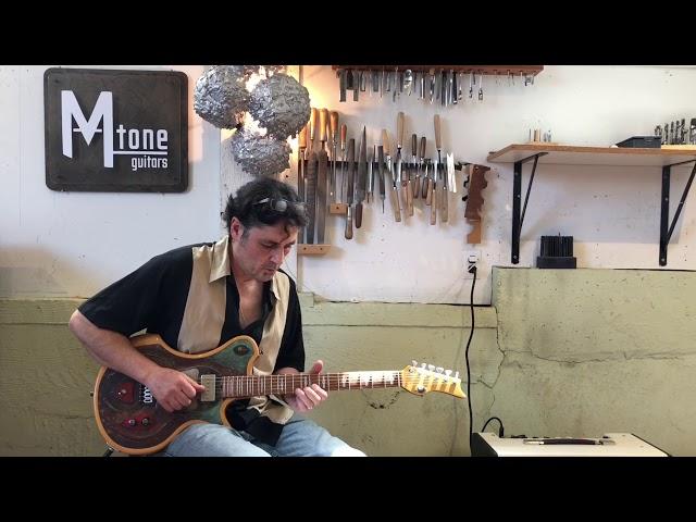 M-tone Guitars- Flight Risk 11 - part 2