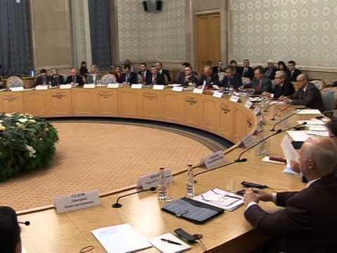 Девето заседање Међувладиног руско--српског комитета