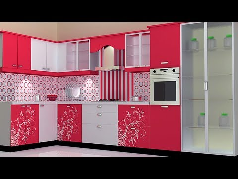 Latest Modular Kitchen Design In India Kitchen Interior Design Ideas 2018 Youtube