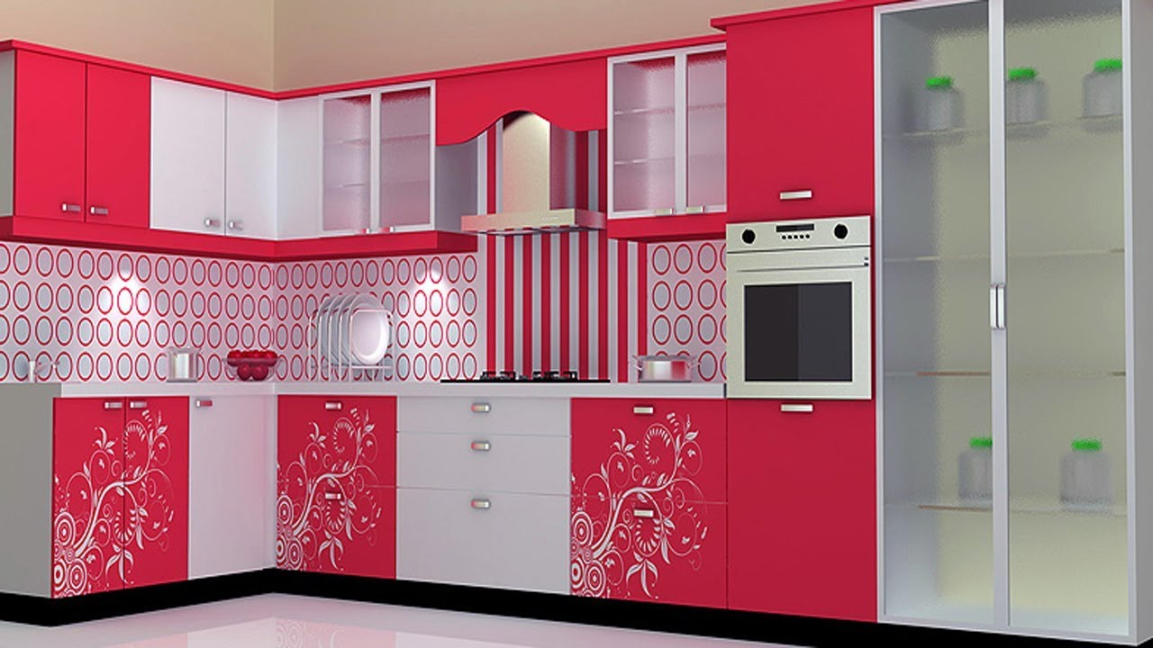 Latest Modular Kitchen Design In India Kitchen Interior Design